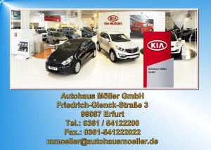 KIA Autohaus Möller
